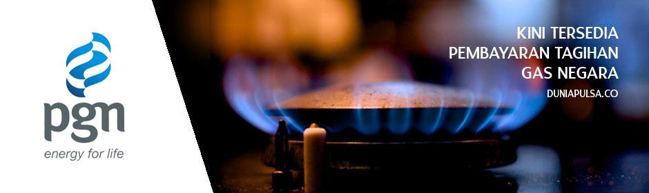 Bayar Gas PGN